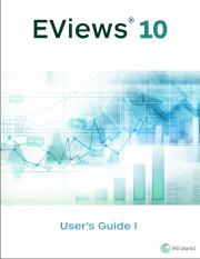 EViews 10 Users Guide I.pdf