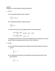 AEB 3510 partial derivaties applications solutions0