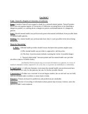 Case Brief 5
