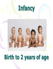 003 - Chapter 3 Infancy - physical and cognitive development.pdf