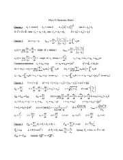 midterm1-equationsheet