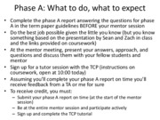 Phase+A+what+to+do+and+expect