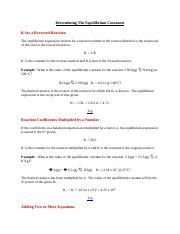 Determining The Equilibrium Constants_key.docx
