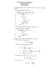 ECE 407 - Homework 9 with Answers