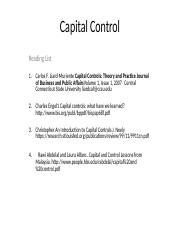 cpt 2 continue capital control.ppt