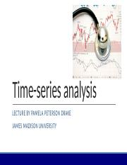 Lecture 9 Time series regression-1.pptx