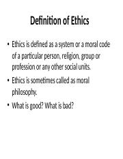 The Structure and Foundation of Ethics in Islam1.ppt