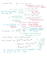 Phys 339 Damped Notes