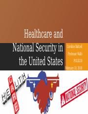 Healthcare and National Security_1_-1.pptx