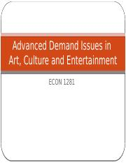 Advanced Demand Issues in Art and Culture.pptx