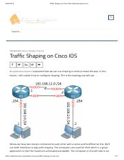 Traffic Shaping on Cisco IOS _ NetworkLessons.com.pdf