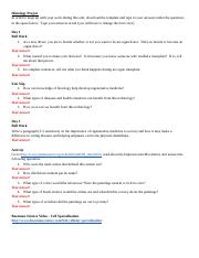 Histology Project Template-1.docx