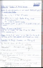 MAT201_Lecture8_&_Lecture9_Notes_Functions_Of_Several_Variables_&_Limits_&_Continuity