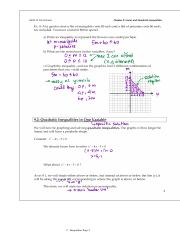 PRE-CALC 11 : Pre-Calculus 11 - West Vancouver Secondary -
