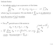MTH 142 Lecture 20