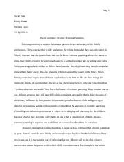 Writing 21-Essay 1-Version 2