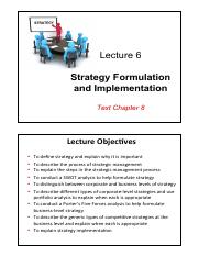 L6-Strategy Formulation and Implementation.pdf