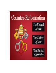 Counter Reformation