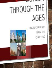 2. Chapter 2 - Tourism through the ages.pptx