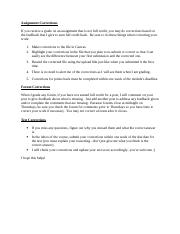 Assignment and Test Corrections - Canvas.doc