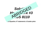 SOLN HW03 MGS8110 MS Eq, IF and Scatter Plots - Nutrition -abridged v02