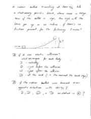 Elastic Collision Formula Derivation Course Hero