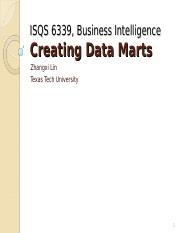 Data Warehousing With Microsoft Sql Server 2008.ppt