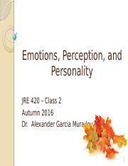 Class 2- Emotions, Perception and Personality (1).pptx