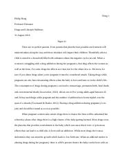 Paper #1 addicted mother.docx