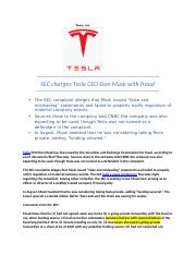 Assign 3-0927- TESLA - SUPPLY CHAIN.docx