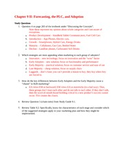 Answer Chapter 9 Part 2