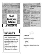 Week 3 Deconstructing the Samurai.pdf
