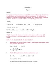 Homework 6 Solutionsb