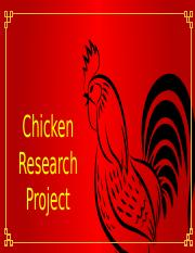 Chicken Research Project Presentation.pptx