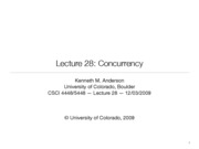 28-concurrency