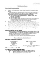 LiteratureSearch-Handout