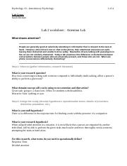 Lab 2 worksheet