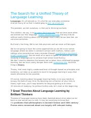 The Search for a Unified Theory of Language Learning.docx