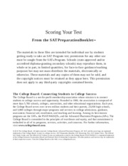 Official SAT 2012-2013 Practice test Answer Key.docx