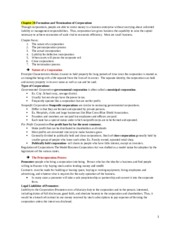 CPA Notes Chapters 28-32, 44