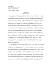 Lilo and Stitch Critical Response Essay Example(1) - Lilo and ...
