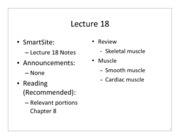 1 - Lecture 18 Notes