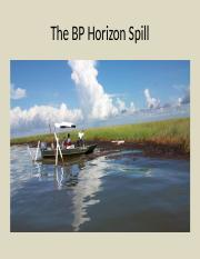 an overview of the environmental disaster of the exxonvaldez oil spill Summary the 1989 exxon valdez oil spill in alaska led to the enactment of  the oil pollution act  worst environmental disasters in history.