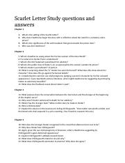 Scarlet Letter Study questions without answers.docx