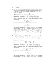 Ordinary Diff Eq Exam Review Solutions 24