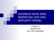 L2 Interest rate risk 1