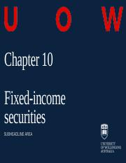Chapter 10 Fixed income securities.pptx