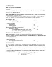 FINANCE LEASE-lecture and exercises.docx