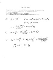 Exam 2 Solution 2012 on Physics 1 with Mechanics