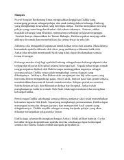 Sinopsis Docx Sinopsis Tema Dan Persoalan Novel Songket Berbenang Emas Ting 5 Khairudin Ayip Sinopsis Bab Demi Bab Sipnopsis Bab Demi Bab Sangat Course Hero